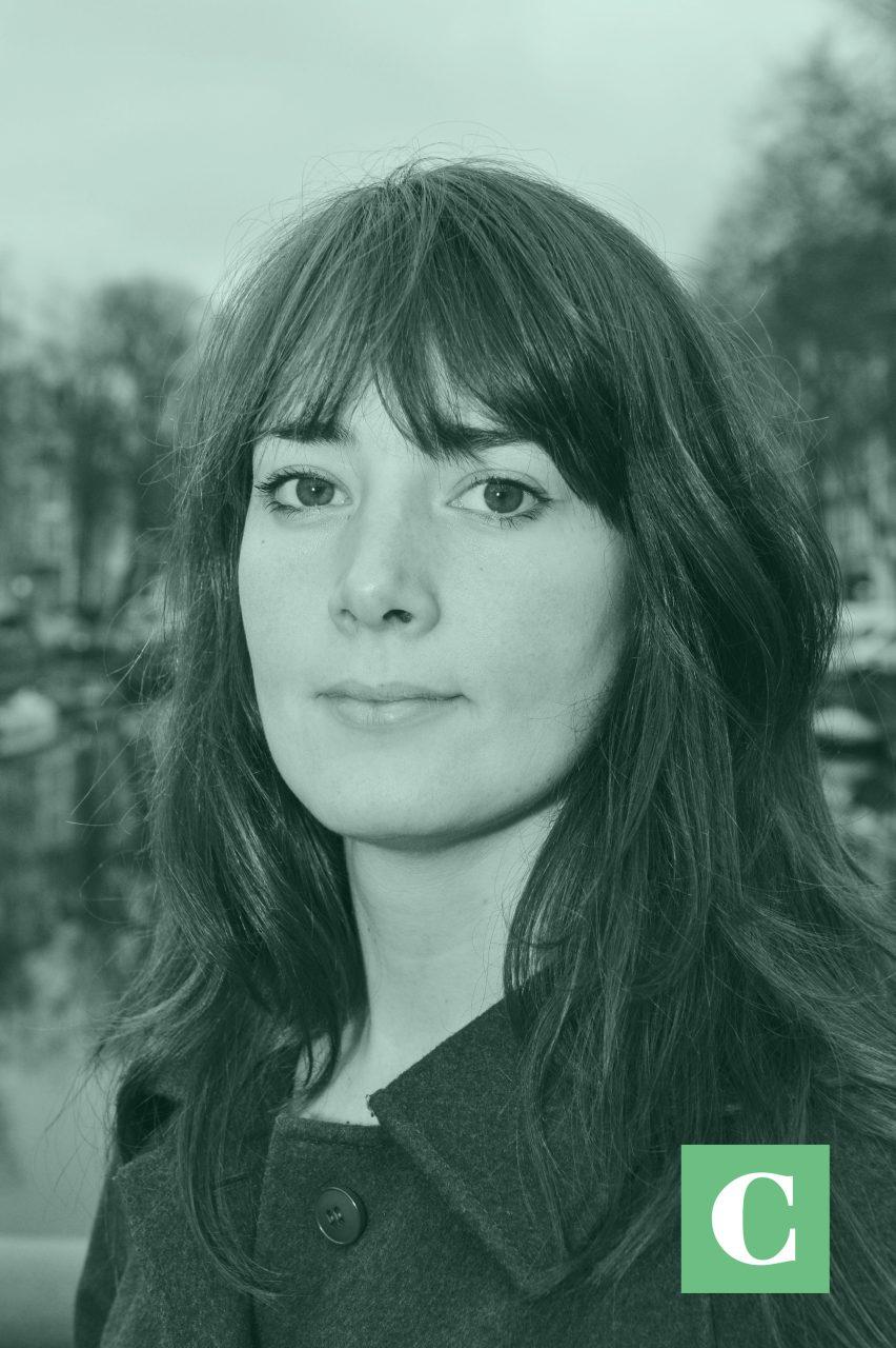 Creatief schrijver Clarissa van Deventer