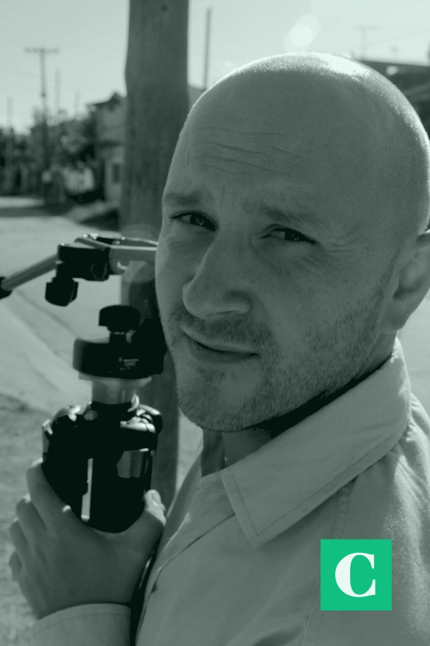 Zuid-Amerikacorrespondent Peter Scheffer