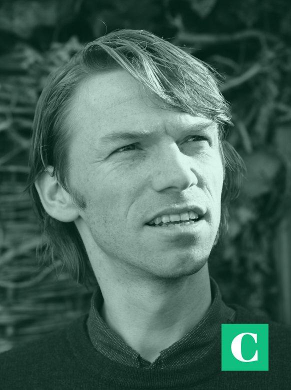Student Humanistiek Harmen van der Meulen