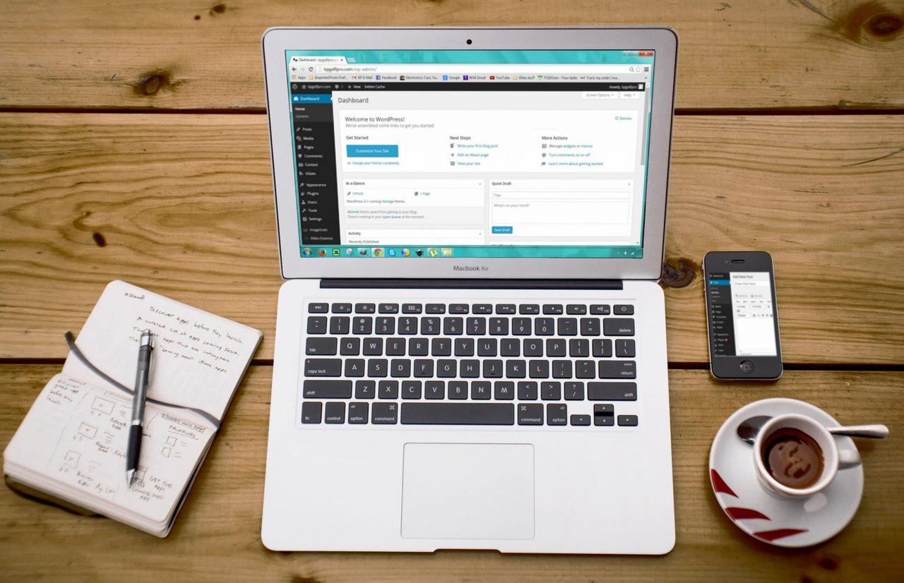 Maak je eigen website via De Coöperatie