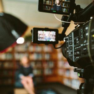 Videoproducties bij het ANP