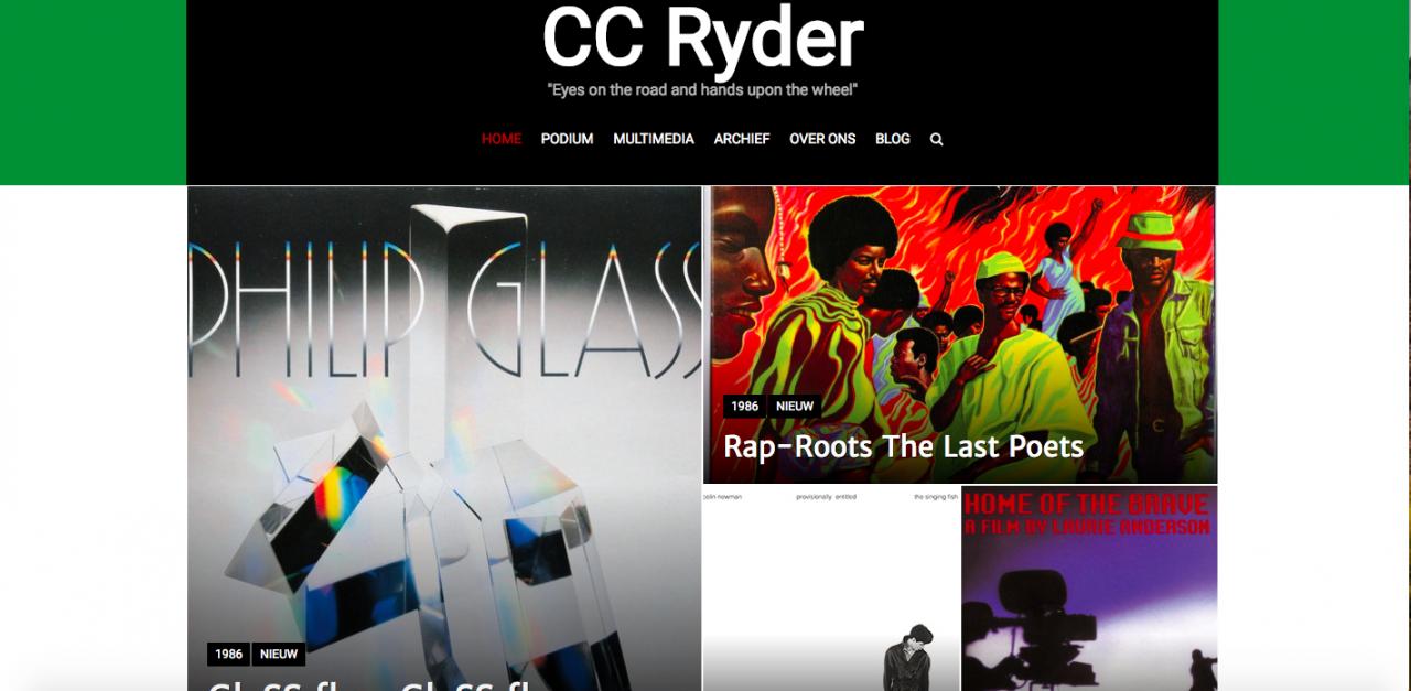 CC Ryder